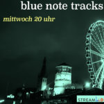 Düsseldorf im Blue Note Cover Stil