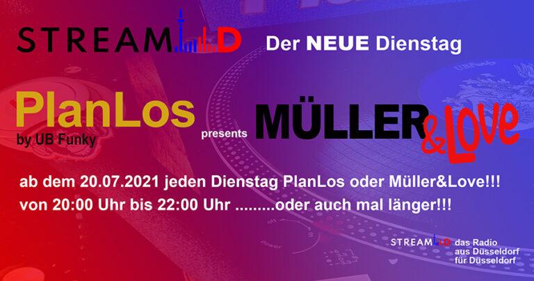 PlanLos und Müller