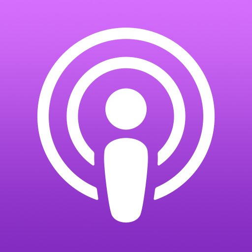 App Logo Apple Podcasts