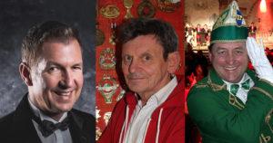 Martin Wilms, Kalle Wahle und Stefan Drüppel
