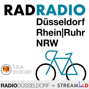 Radradio - Fahrrad-Zeichnung